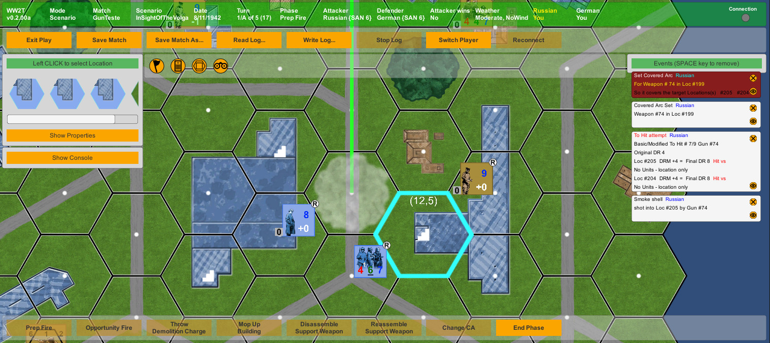Upcoming version 0 2 with Map Editor and Ordnance – WW2T